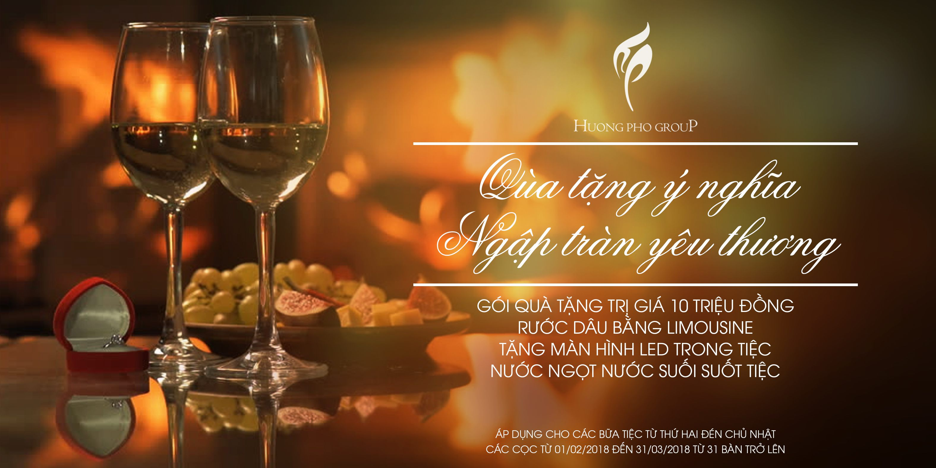 HUONG PHO GROUP BANNER