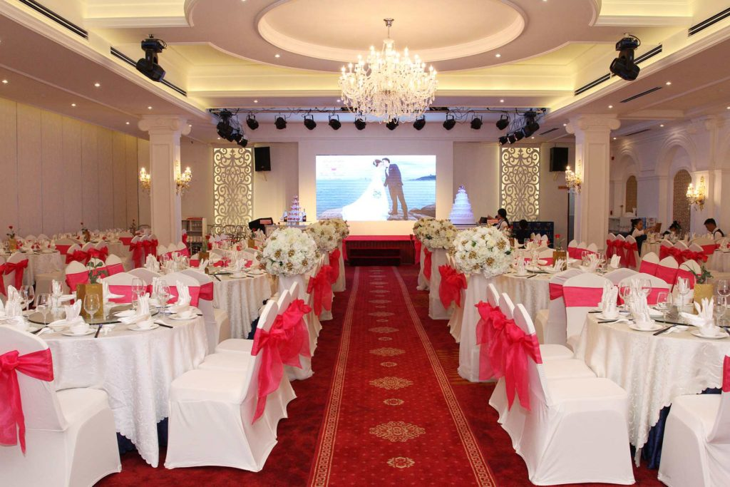 nhà hàng tiệc cưới uy tín nhất sài gòn