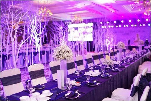 Nhà hàng tiệc cưới Riverside