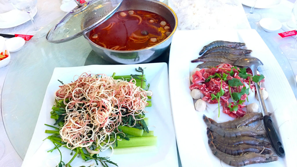 LAU HAI VI THAI – BUN
